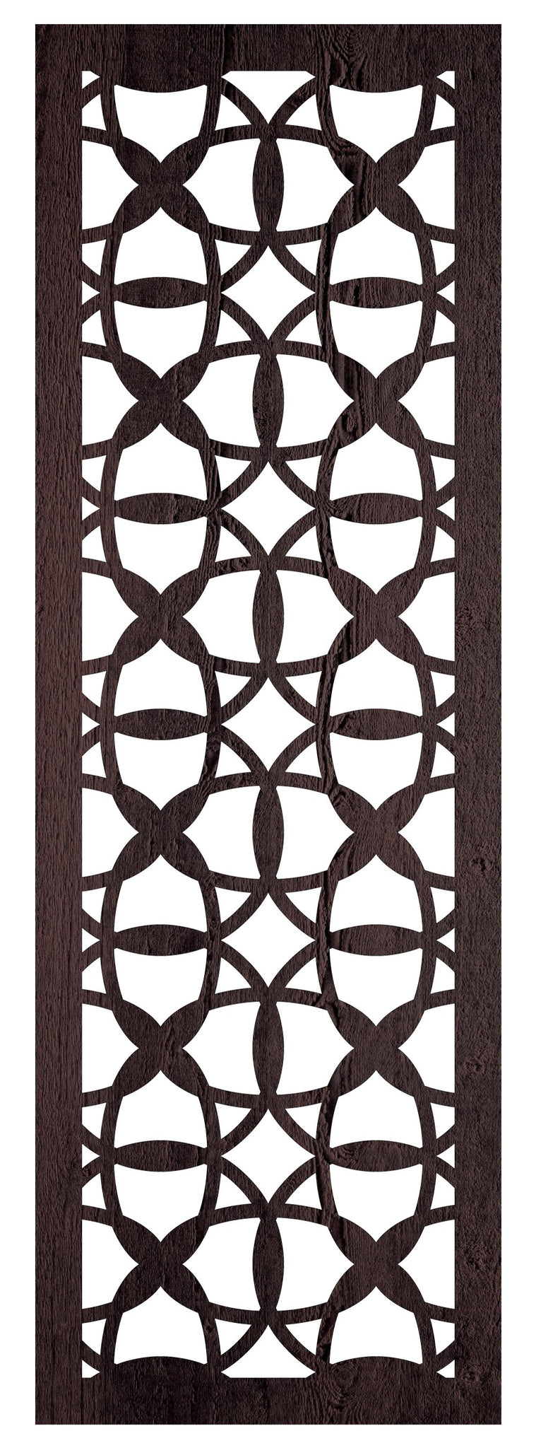 Budapest - 1800 x 600 mm - 9 mm Decorative Hardwood Screen - Living Effects