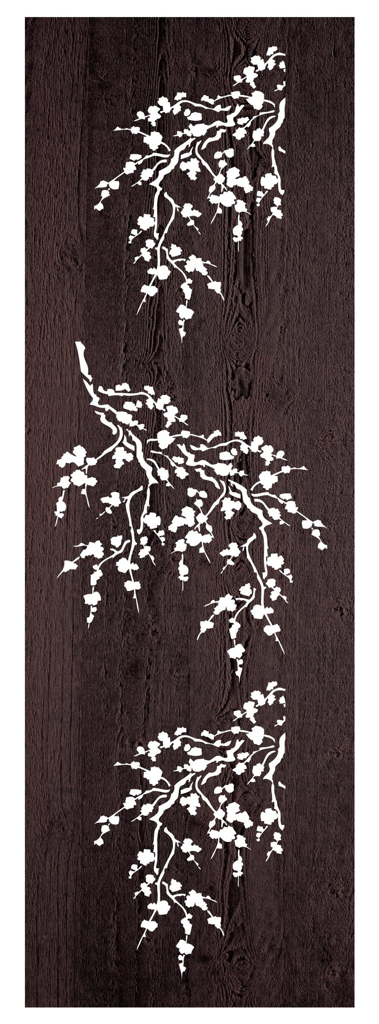 Cherry Blossom - 1800 x 600 mm - 9 mm Decorative Hardwood Screen - Living Effects