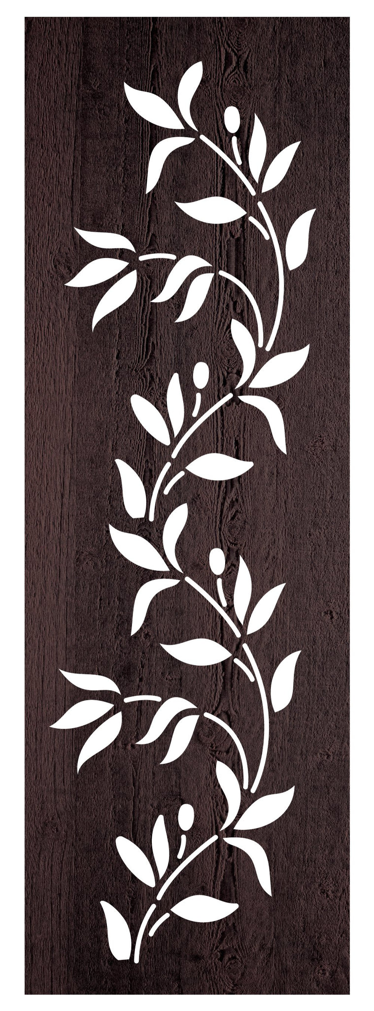 Climbing Vine - 1800 x 600 mm - 9 mm Decorative Hardwood Screen - Living Effects