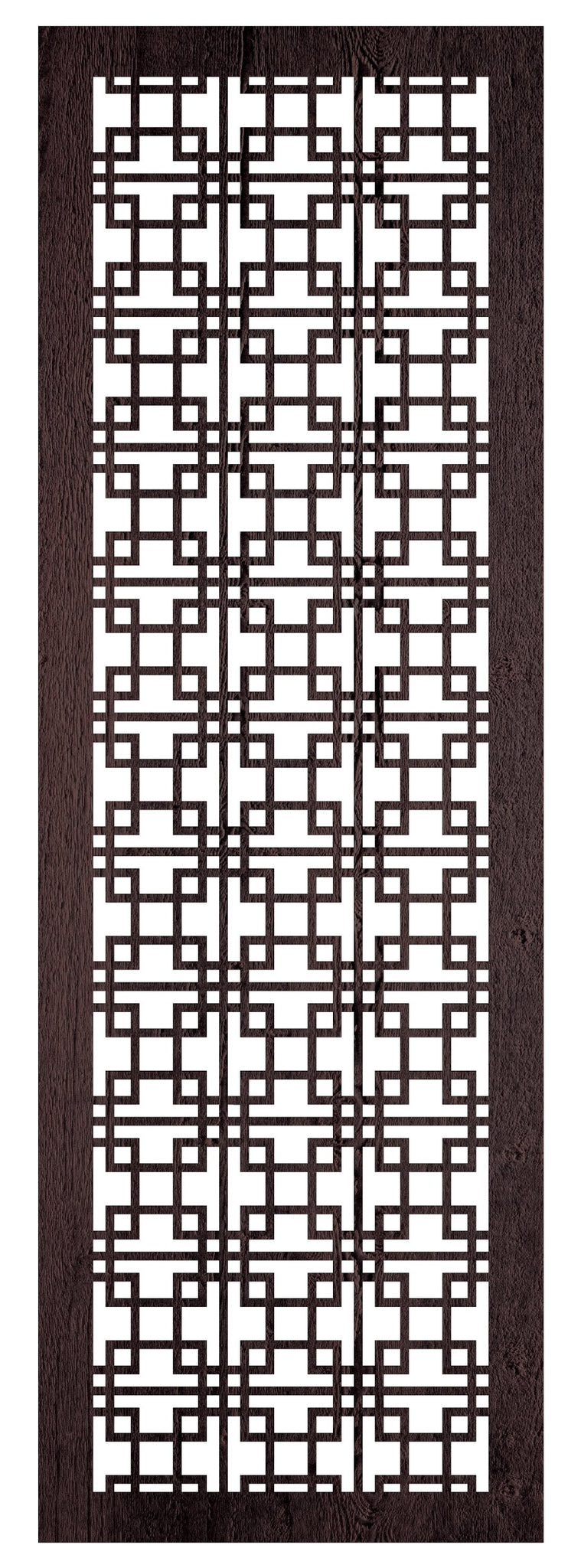 Kyoto - 1800 x 600 mm - 9 mm Decorative Hardwood Screen - Living Effects