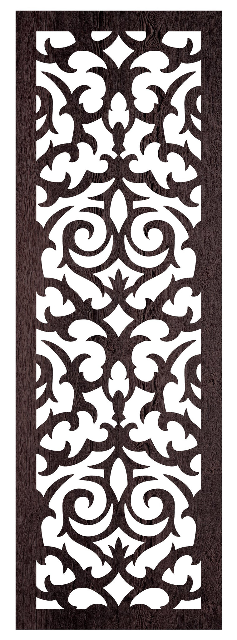 Morocco - 1800 x 600 mm - 9 mm Decorative Hardwood Screen - Living Effects