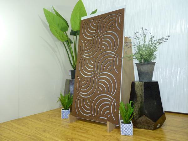 Altona - 600 x 1200 mm - 9 mm Decorative Hardwood Screen