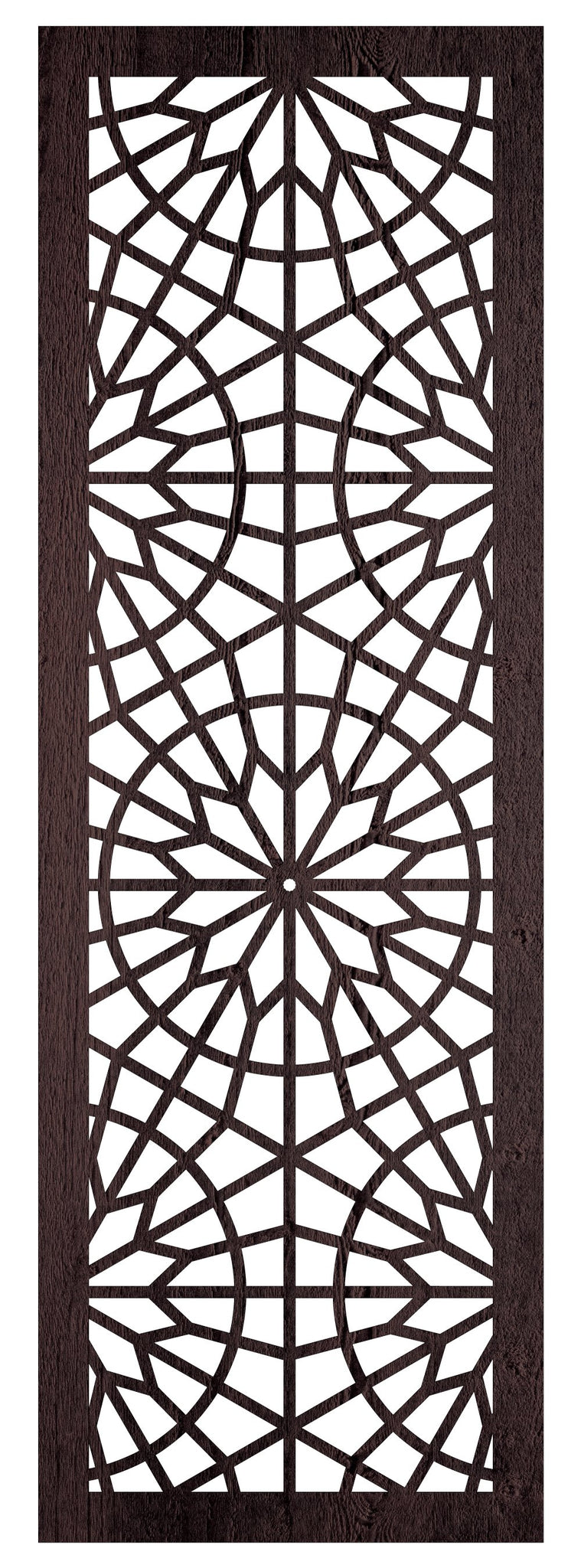 Rome - 1800 x 600 mm - 9 mm Decorative Hardwood Screen - Living Effects
