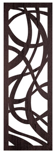 Espressivo - 1800 x 600 mm - 9 mm Decorative Hardwood Screen - Living Effects