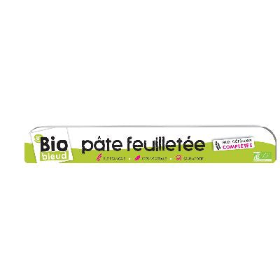 Pate Feuilletee  Multicereales 230g Biobleud