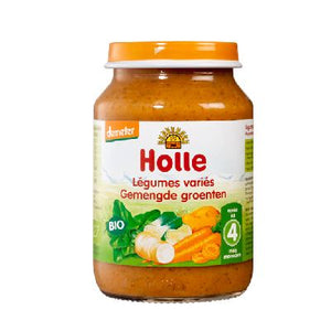 Ppot  Legumes Varies 190 G Holle