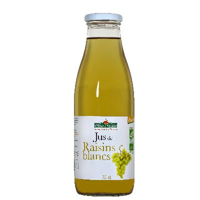Jus Raisins Blancs 75cl