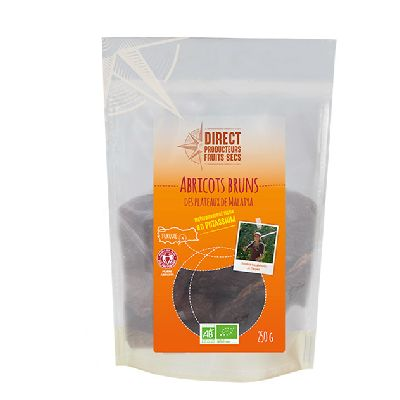 Abricots Bruns 250 G Direct Producteurs