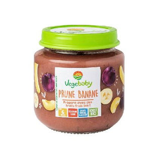 Pot Prune Banane 120 G