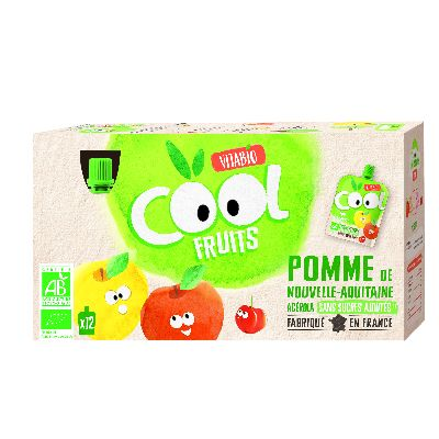 Cool Fruits Pom/Acerola 12x 90g Vitabio