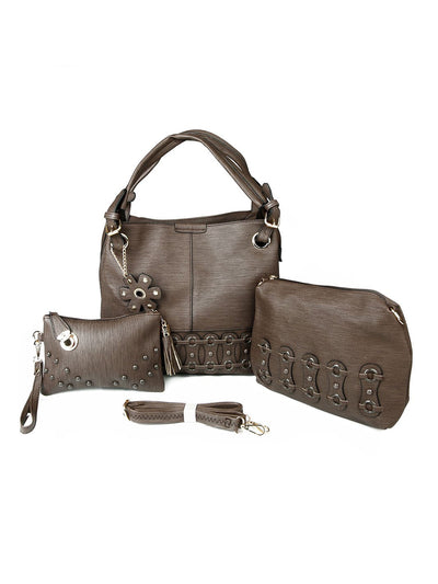 Coffee Women Handbag BI-2332