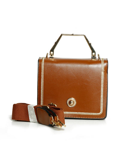 Mini Bag BI-2419 Brown