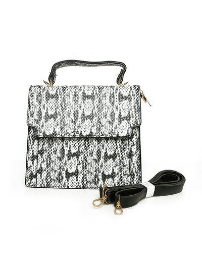 Women Mini Bag BI-2453-White