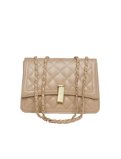 Beige Mini Bag BI-2613