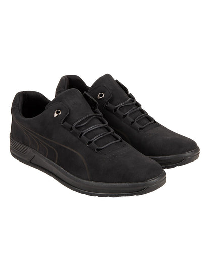 Black Men Sneakers GIS-490