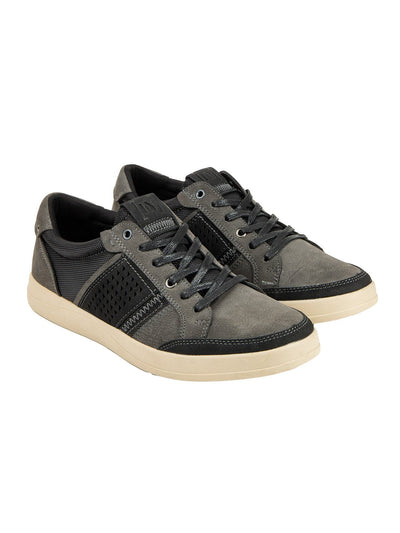 Black Men Sneakers GIS-491