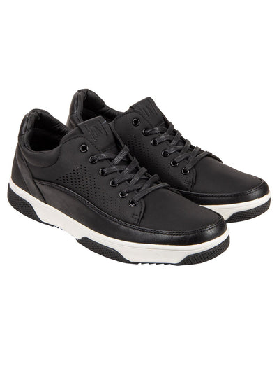 Black Men Sneakers GIS-495