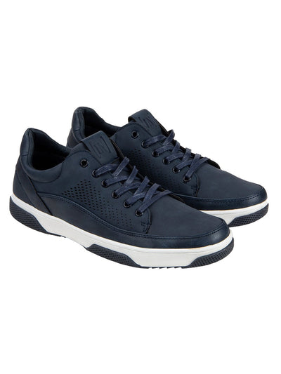 Navy Men Sneakers GIS-495