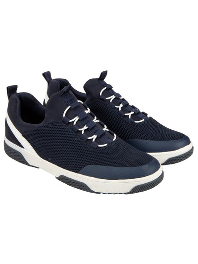 Navy Men Sneakers GIS-496