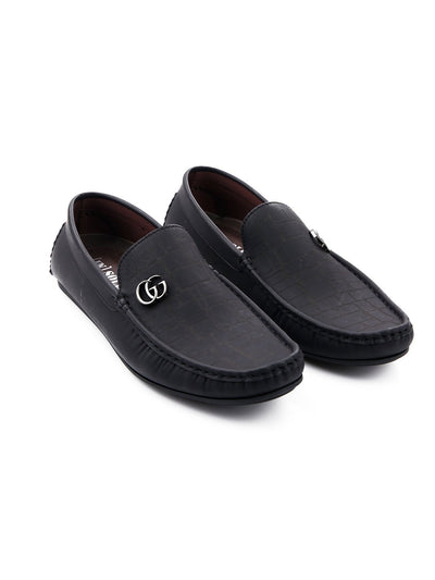 Black Men Loafers GIS-542