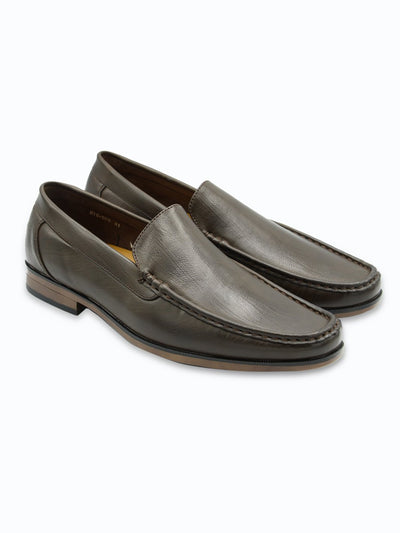 Men Formal Shoes GIS-552 Coffee