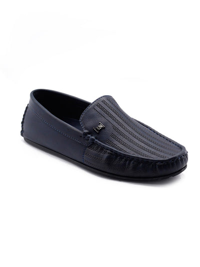 Men Loafers GIS-565 Navy