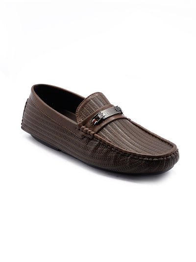 Men Loafers GIS-566 Coffee