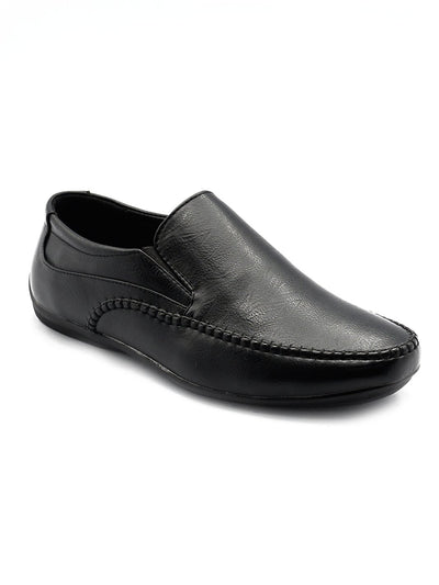 Men Loafers GIS-568 Black