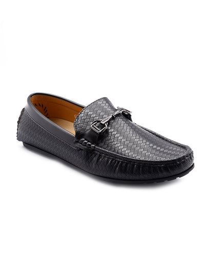 Men Loafers GIS-569 Black