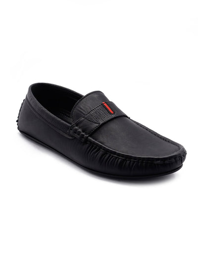 Men Big Size Loafers GIS-571 Navy