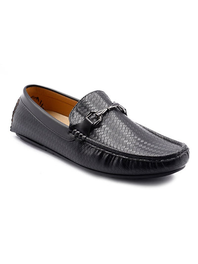 Men Big Size Loafers GIS-573 Coffee