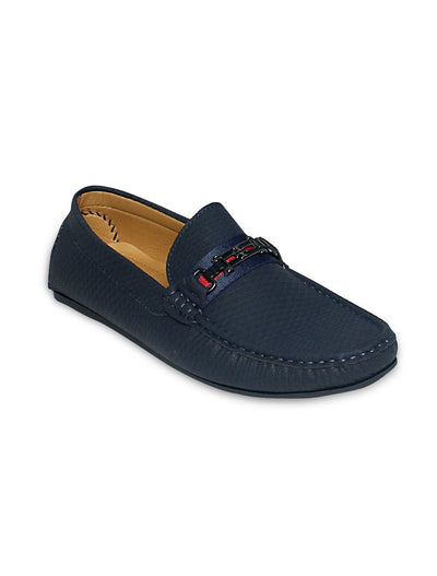 Navy Loafer GIS-598