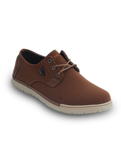 Brown Men Casual Shoes GIS-615