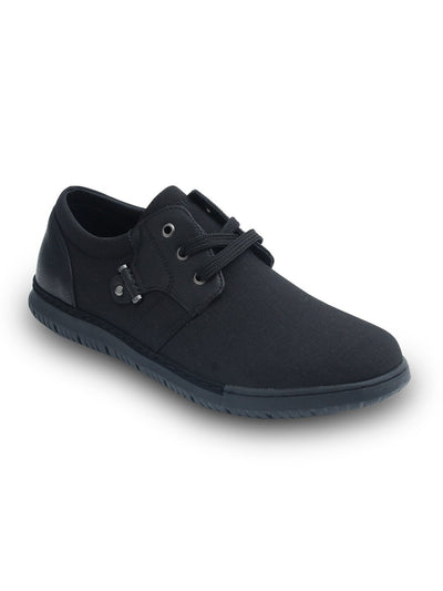 Black Men Casual Shoes GIS-616