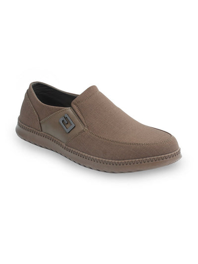 Khaki Men Casual Shoes GIS-619