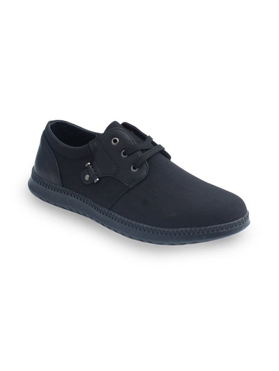 Black Men Casual Shoes GIS-620