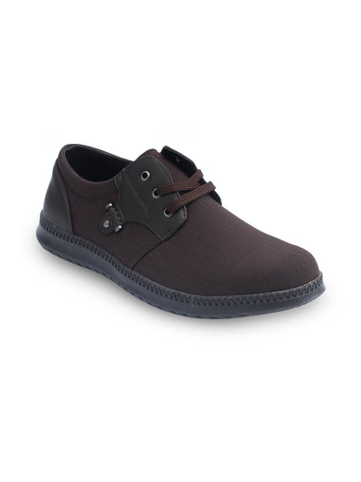 Coffee Men Casual Shoes GIS-620