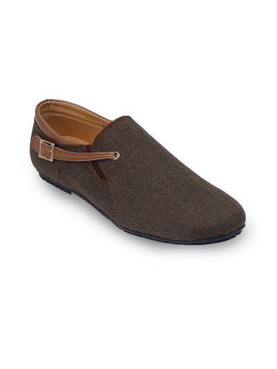 Brown Casual Shoes GLS-023