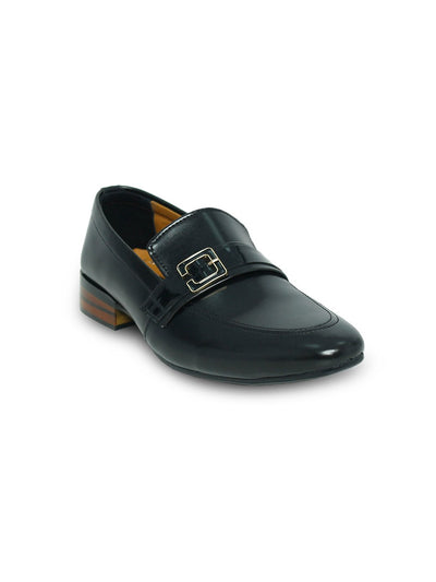 Black Formal Shoes GLS-024
