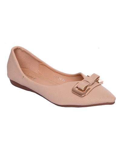 Women Pumps LIS-624 Apricot