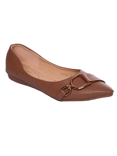 Women Pumps LIS-625 Khaki
