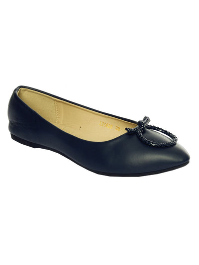 Women Pumps LIS-628 Navy