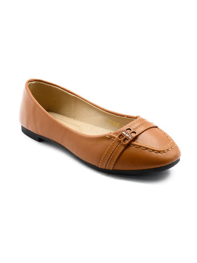 Women Pumps LIS-630 Brown