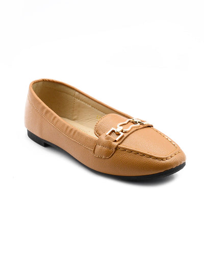 Women Pumps LIS-631 Camel