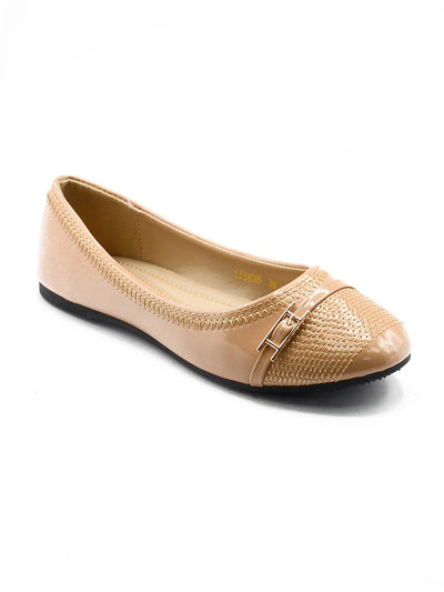 Women Pumps LIS-635 Brown