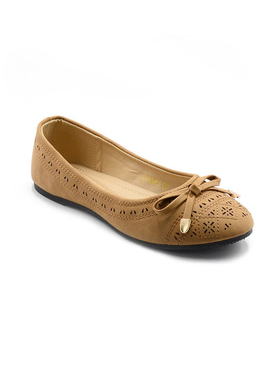 Women Pumps LIS-636 Brown