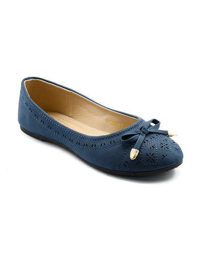 Women Pumps LIS-636 Navy