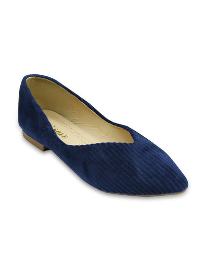 Women Pumps LIS-641-Blue