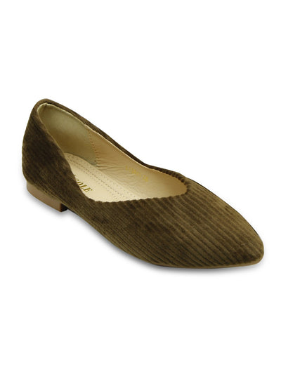 Women Pumps LIS-641-Coffee