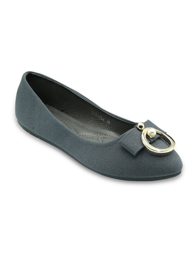 Women Pumps LIS-654 Grey